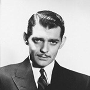 Clark Gable Moustache Colour 6