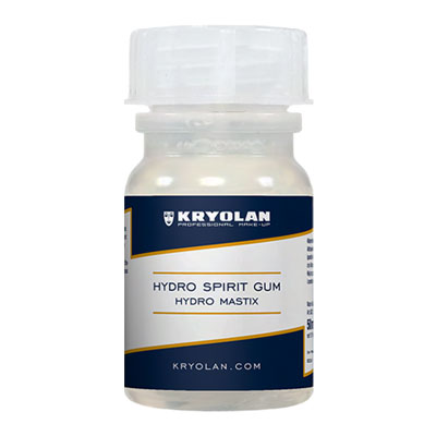 Hydro Spirit Gum Is An Adhesive For Make Up Artists