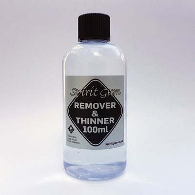 Spirit Gum Remover - 100ml